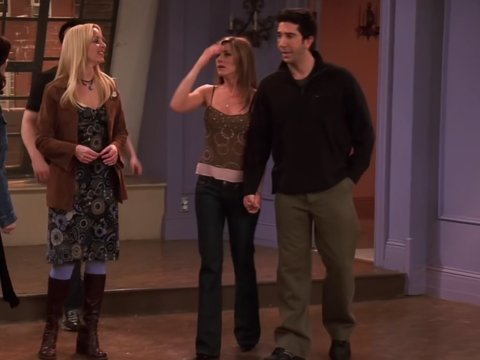 Characters of FRIENDS