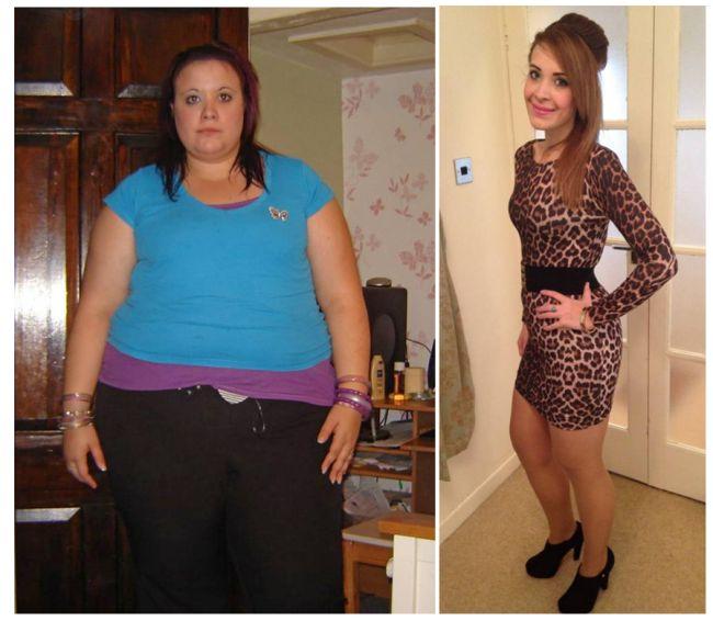Похудеть с большим весом с чего начать