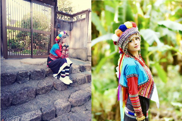 Beautiful Taiwanese Woman