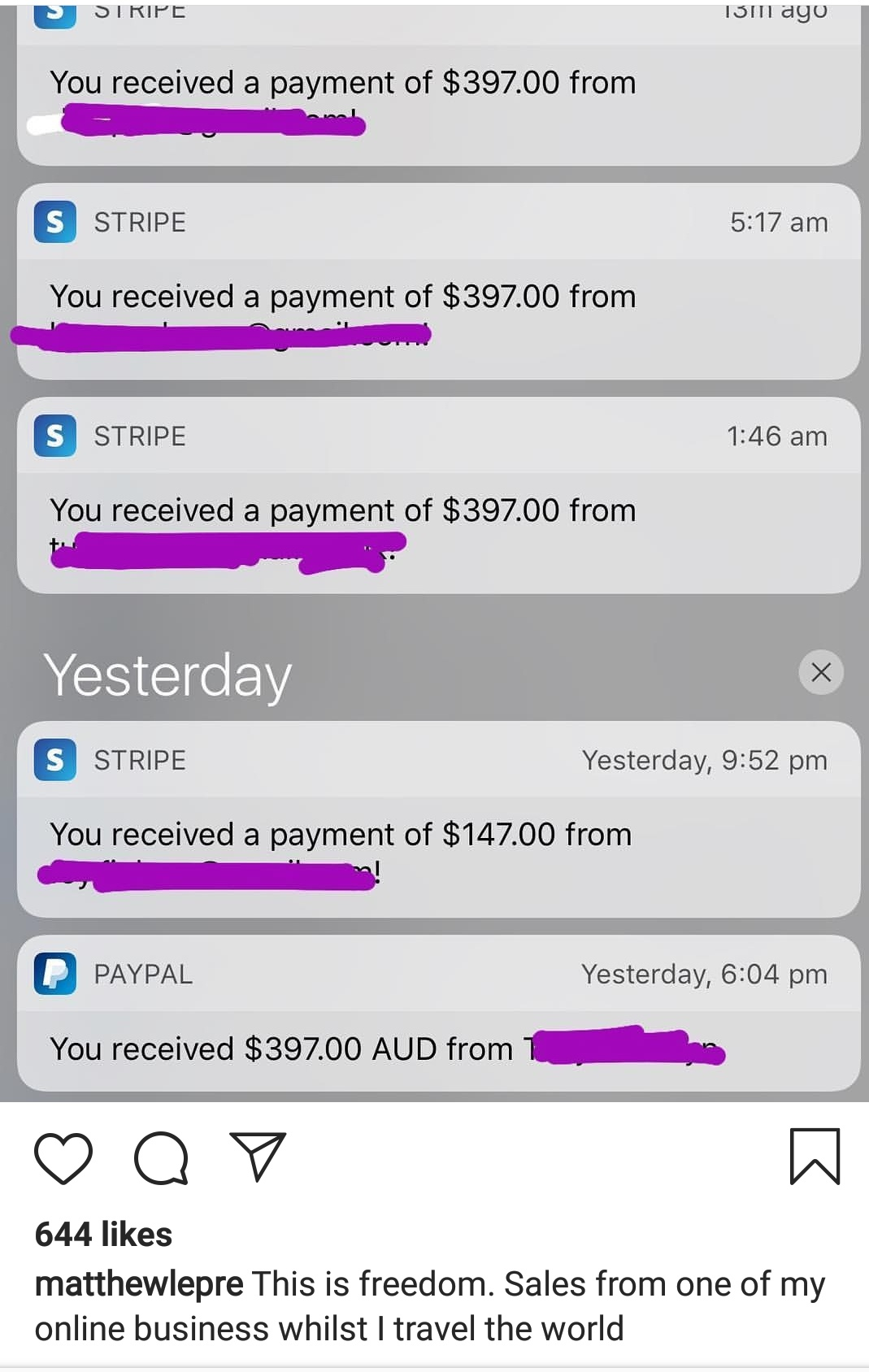 Millionaire offers money to travel with him
